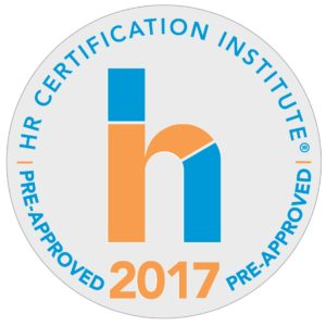 HRCI 2017 Pre-Approved