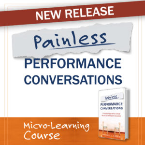 New Release - Painless Performance Conversations
